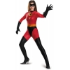 Disneys the Incredibles: Mrs. Incredible Bodysuit Adult Costume